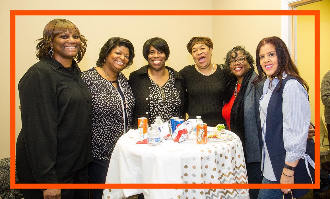 TSHICC – Women's Group