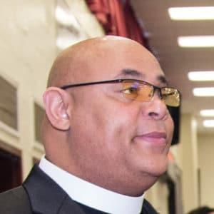 Minister Leo Jacobs