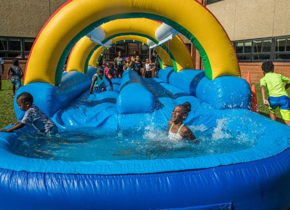 TSHICC's First Year Anniversary- Kids Splash Park